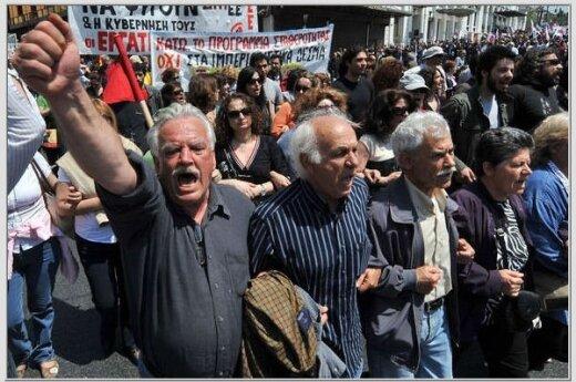 Grecja potrzebuje nowego Planu Marshalla