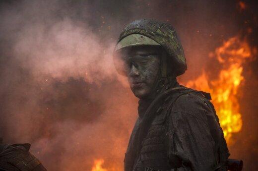 Military at Rukla