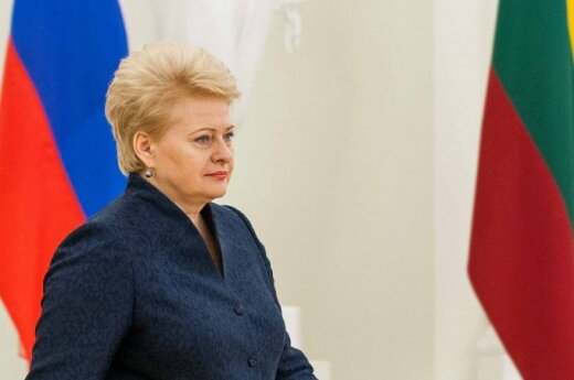 Президент Литвы из-за политики России не поедет на Олимпиаду в Сочи