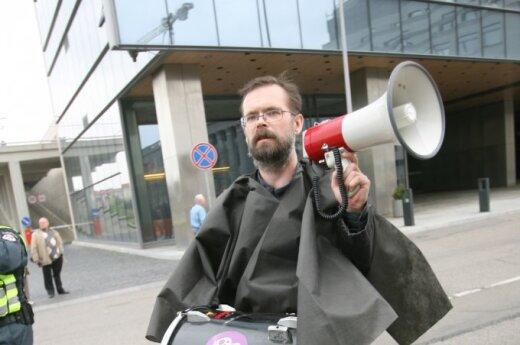 Pocevičius: 1 maja to nie radosne święto, a dzień walki i solidarności