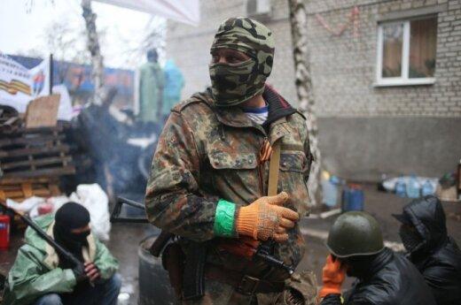 Украина: власть привлекает армию к спецоперации, сепаратистам - ультиматум