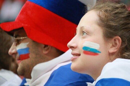 В Литве проживает 86 300 уроженцев России