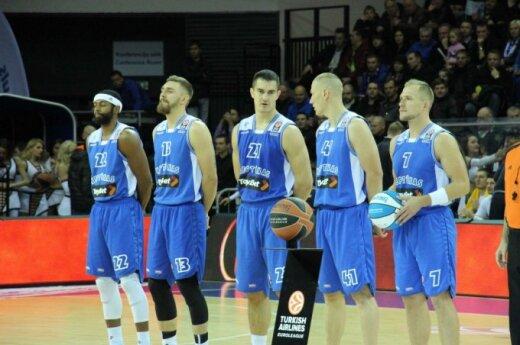 Neptūnas Klaipėda is the new sensation of Euroleague