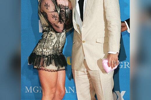 Britney Spears ir Kevinas Federline'as