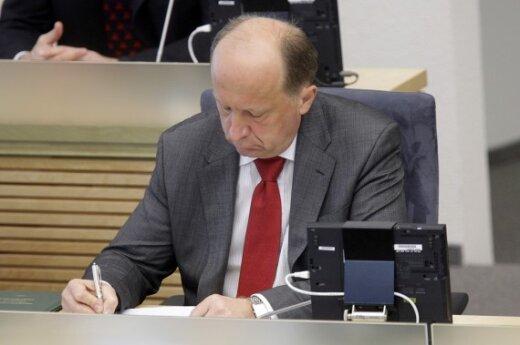 А.Кубилюс: Литве удалось обуздать кризис