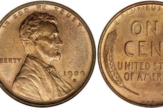 A Lithuanian designed the first USD one cent coin