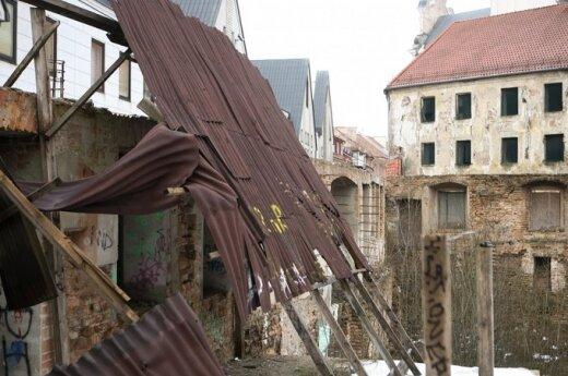 Развалины монастыря в сердце столицы хотят вернуть к новой жизни