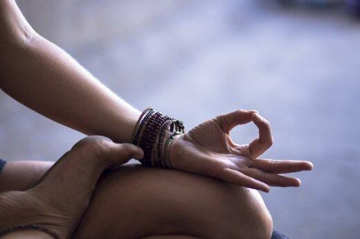 Медитация поможет сконцентрироваться