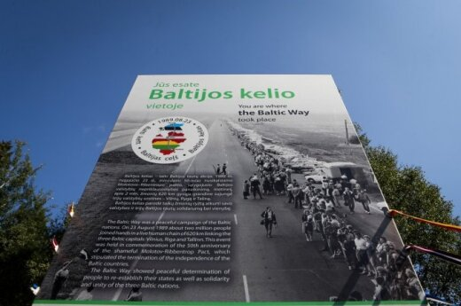 Is it time to forget the Baltic Way?