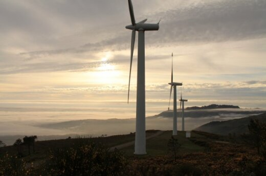 Lithuania produced quarter of its electricity from wind power