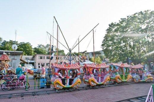 Palangos olandų atrakcionus pakeis naujovė lankytojams