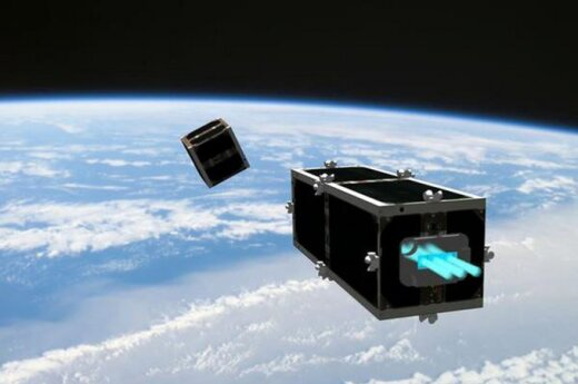 Palydovas CubeSat