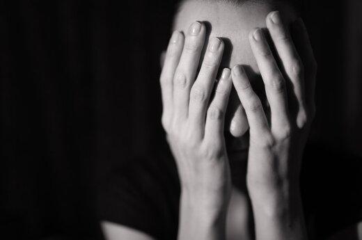 Kaip atpažinti depresiją?