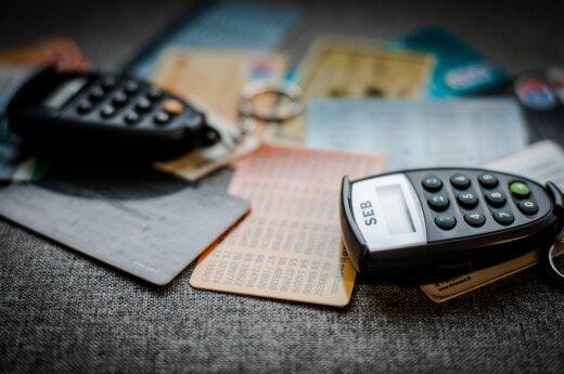 Pokyčiai dėl kodų kortelių: bankai ruošia pasiūlymus