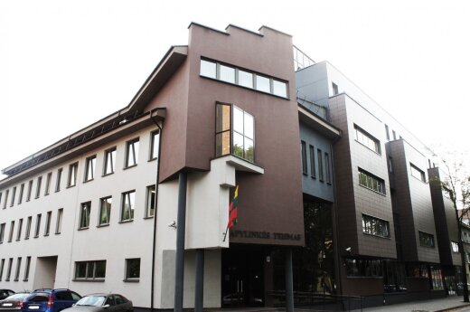 Klaipėda city district court