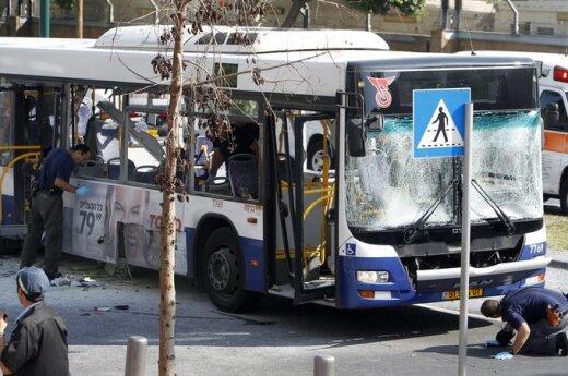 Izrael: Wybuch w autobusie