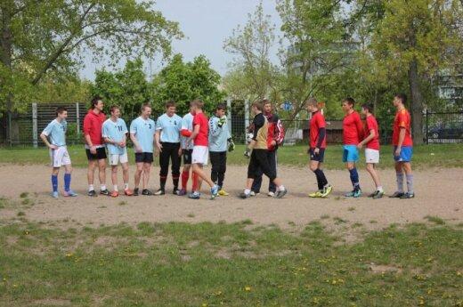 Turniej o Puchar 50 - lecia Szkoły Średniej im. Szymona Konarskiego w Wilnie