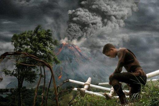 Kino recenzija. Žemė – nauja pradžia