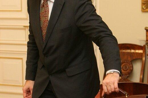 Премьер Литвы едет на совет по кризису