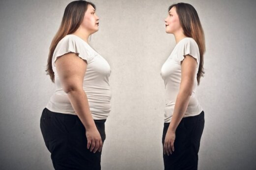 Обратный эффект диеты: проблема ожирения