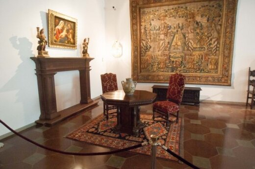 Exhibition of Medieval and Renaissance tapestry to open in Vilnius