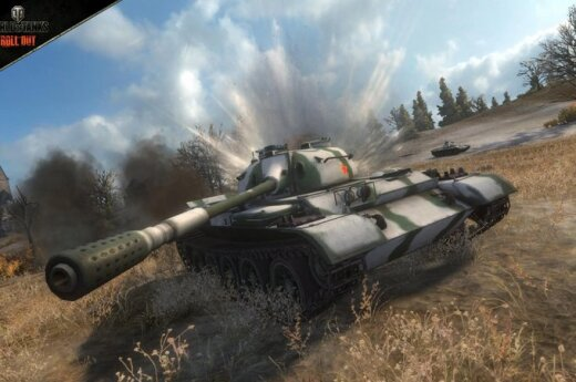 World of tanks 8.3