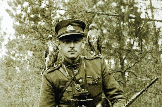 Adolfas Ramanauskas-Vanagas, a significant Lithuanian partisan leader