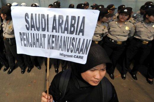 Arabia Saudyjska: Ścięto kobietę za przestępstwo, które rzekomo popełniła w dzieciństwie