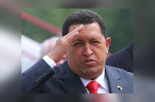 Чавес: российских баз в Венесуэле не будет