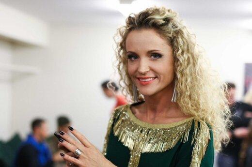 """""""Kviečiu šokti"""" komisijos pirmininkė Edita Daniūtė"""