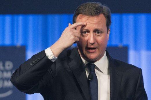 Кэмерон предложил ограничить свободу передвижения внутри ЕС