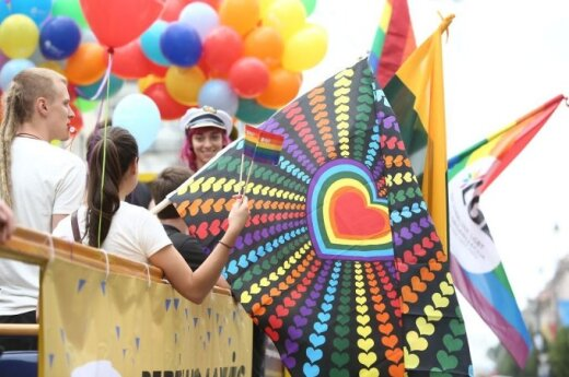 Lithuanian psychologists say censoring information on LGBT issues does harm to minors