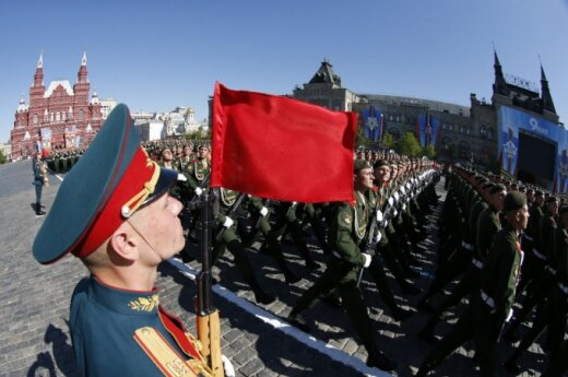 Russia expanding soft power, Estonian official says