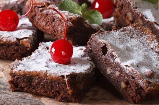 Greitai ir lengvai pagaminamas šokoladainis
