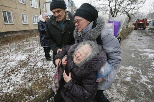 Сбежавший из Донецка в Литву украинец: вы даже представить себе не можете, что там происходит