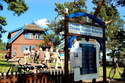 Thomas Mann museum in Nida