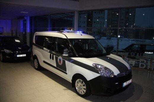 Полиция помогла литовцу, неожиданно проснувшемуся в Риге
