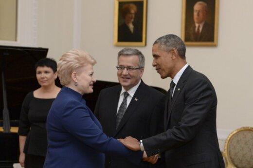Baltic presidents to meet Barack Obama in Tallinn in September