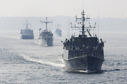 Lithuania to assume command of Standing NATO Mine Counter-Measures Group ONE