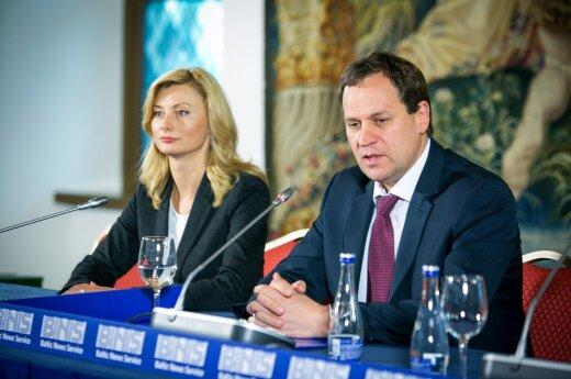 Rita Tamošiūnienė, Valdemaras Tomaševskis