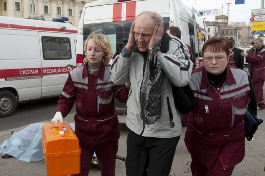 Теракт в Минске