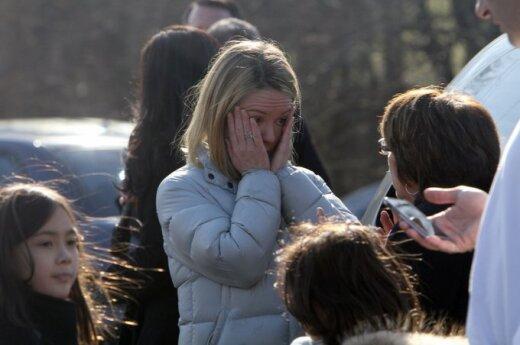 Убийца 20 детей в американской школе устроил бойню после ссоры с матерью