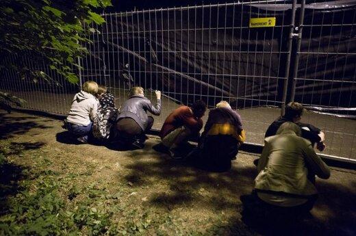 Grįžta komendanto valanda: po 22 val. mokiniams negalima vaikščioti gatvėmis