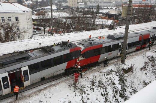 Austria: Czołowe zderzenie pociągów