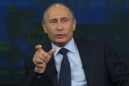 Rosja: Putin przez pomyłkę znalazł się na czarnej liście