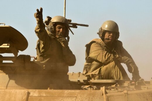 Izrael: 30 tysięcy rezerwistów w operacji przeciwko Palestyńczykom