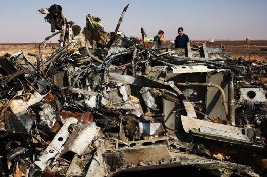 Британские СМИ назвали имя организатора взрыва на борту А321