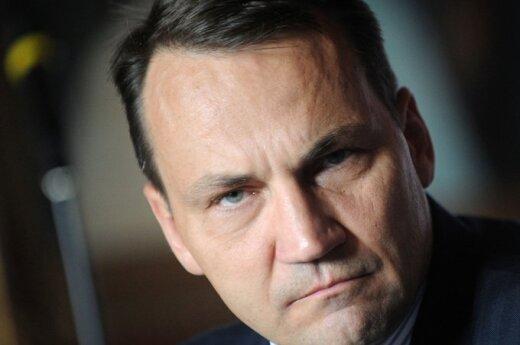 Sikorski i Linkevičius będą rozmawiali o polskiej mniejszości