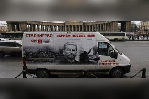 Rusija šventė Stalingrado mūšio metines