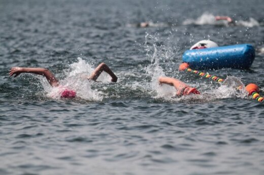 Польской пловчихе бдительные зрители спасли жизнь